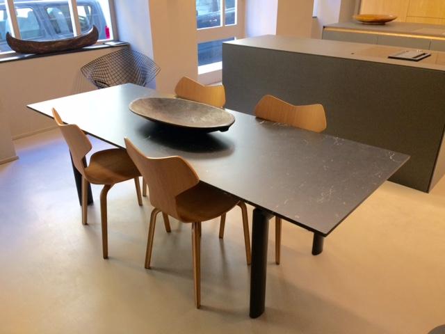 Table LC6   Cassina   Design Le Corbusier