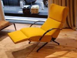 Fauteuil P40 - TECNO - Design Borsani