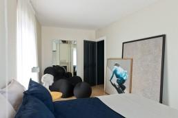 Série Up Gaetano Pesce B&B Italia dans appartement à Nice - Bel Oeil Nice Cannes Monaco