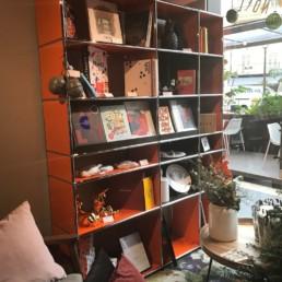 Bibliothèque USM Haller - USM Haller - Design USM