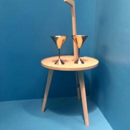 Guéridon Cicognino - Cassina - Design Albini