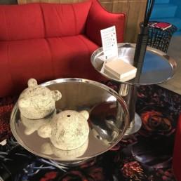 Table Basse Next - Gervasoni - Design Paola Navone