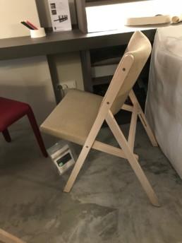 Chaise Pliante D270.1 - Molteni - Design Gio ponti