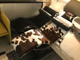 design chaise longue lc4 classic