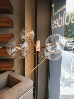 Lampadaire Terra Bolle - Galloti Radice - Design Massimo Castagna