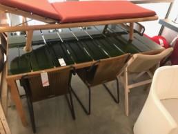 Table Teka - Roda - design Gordon Guillaumier