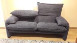 Maralunga sofa Cassina Bel Oeil
