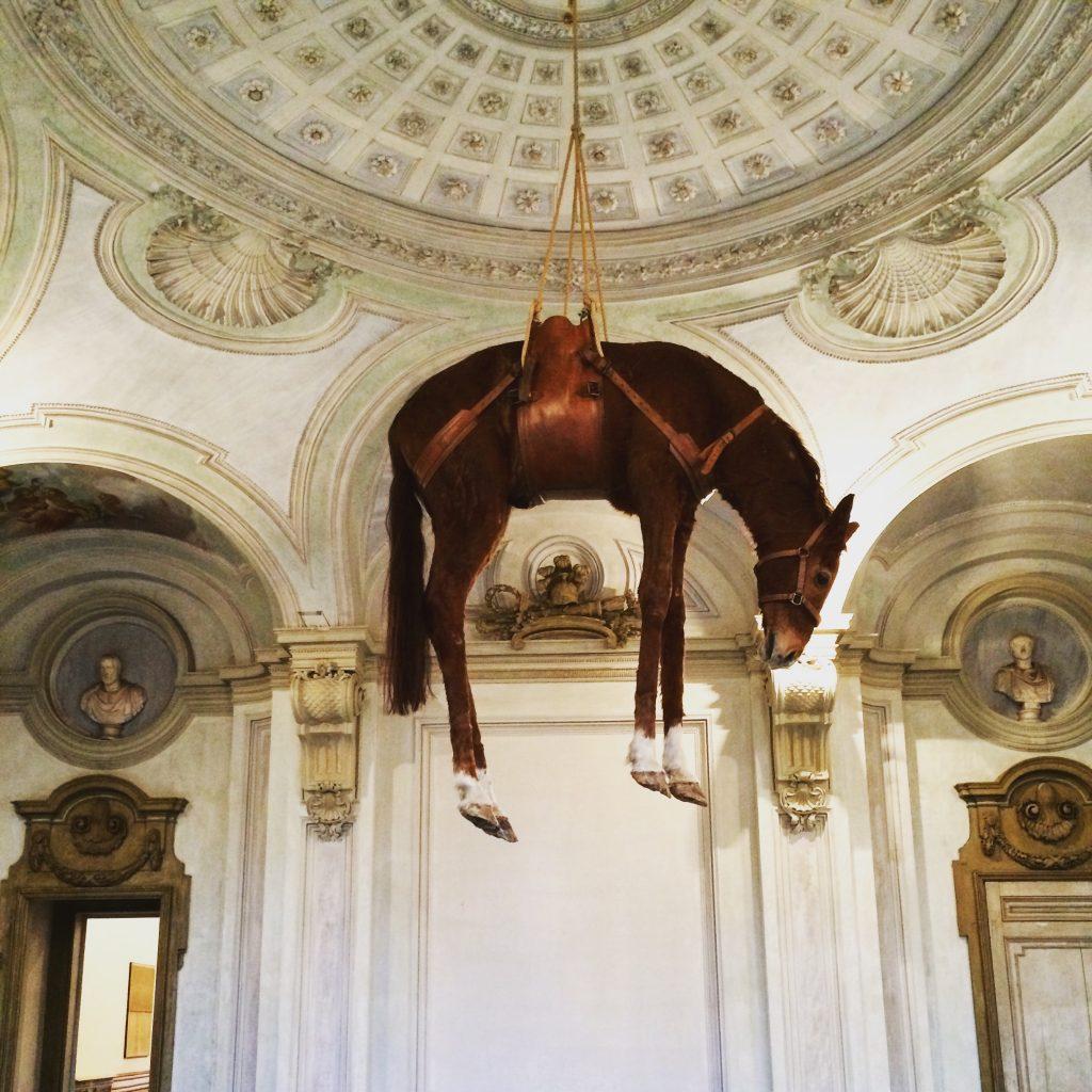 Photo article Blink, Castello di Rivoli
