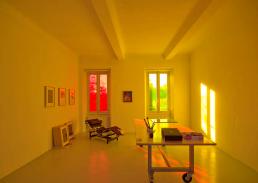 Chaise Longue LC4 Le Corbusier Cassina EAC expo Bel Oeil Nice Cannes Monaco