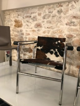Chaise LC1 - Cassina - Design Le Corbusier