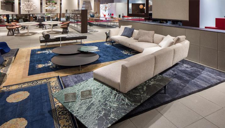 Knoll Milano fiera del mobile 2018