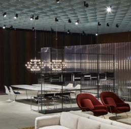 Knoll Nice Cannes Monaco Bel Oeil Interior Design