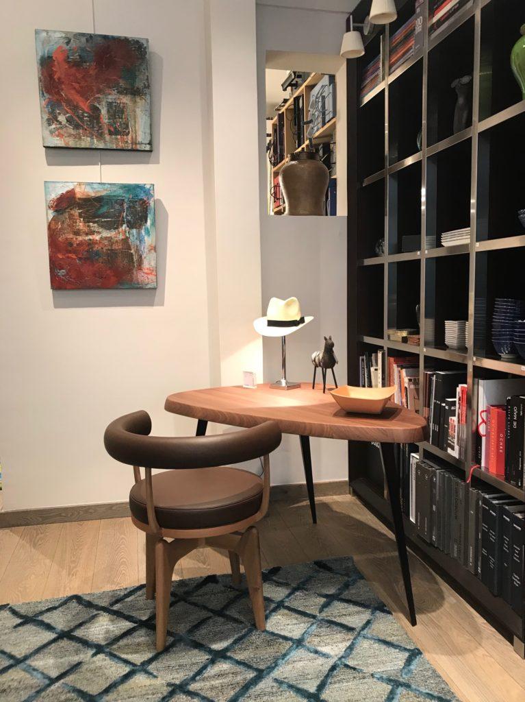 Bel Oeil Cassina Nouveau showroom Monaco