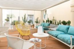 deck hotel Nice Bel Oeil Nice Cannes Monaco
