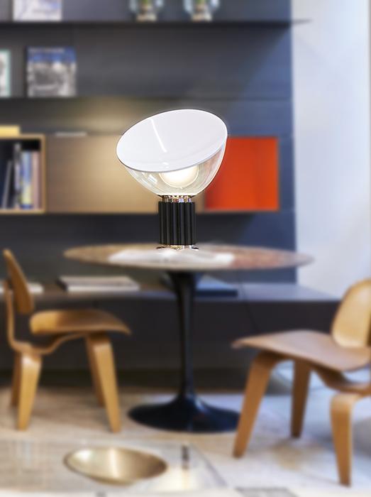 Lampe Taccia Castiglione Flos chez Bel Oeil