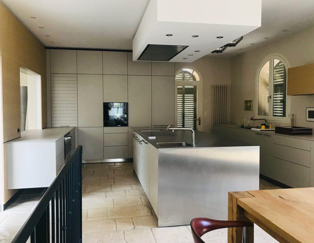 Bulthaup kitchen Monaco Nice Cannes