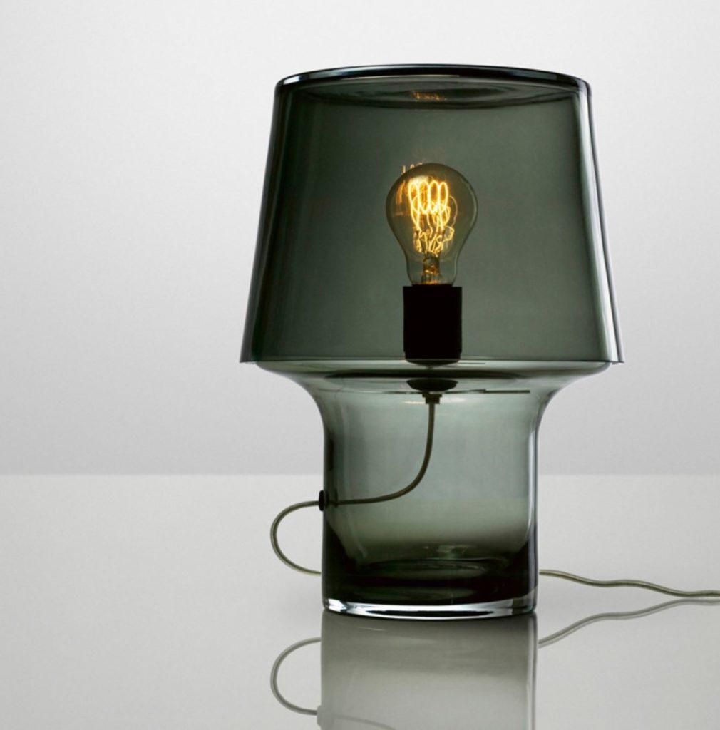Lampe Cosy in Grey MUUTO