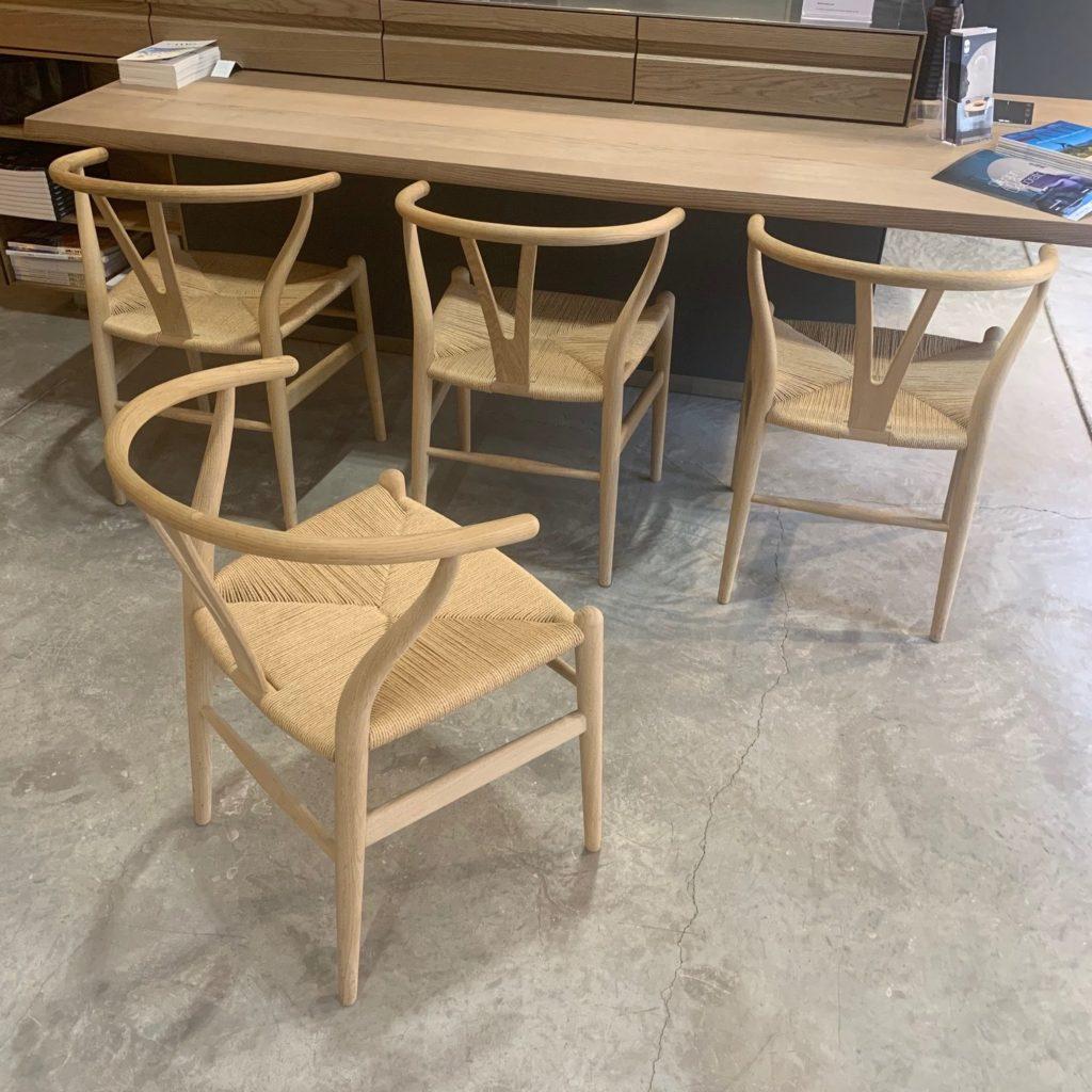 CH24 Wishbone Chair CARL HANSEN