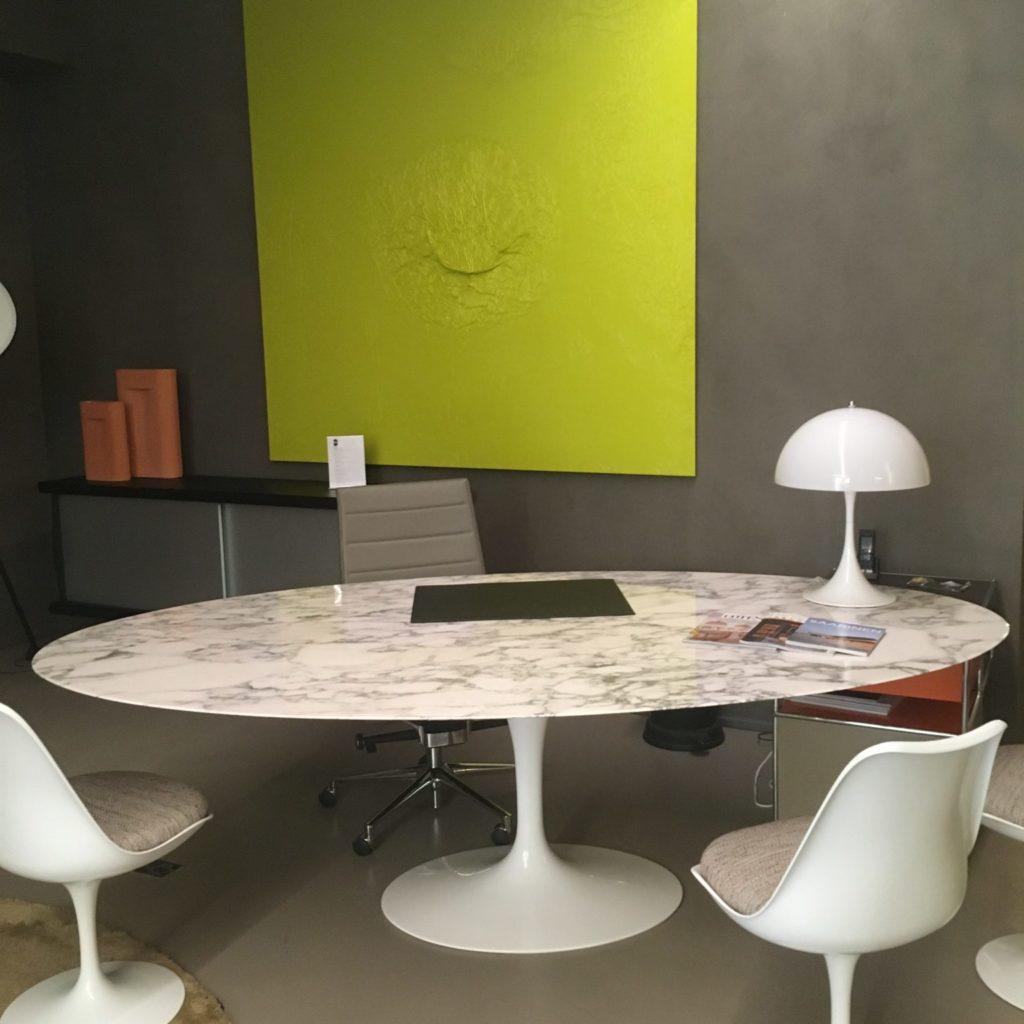 Table Saarinen 244 MA KNOLL Int.