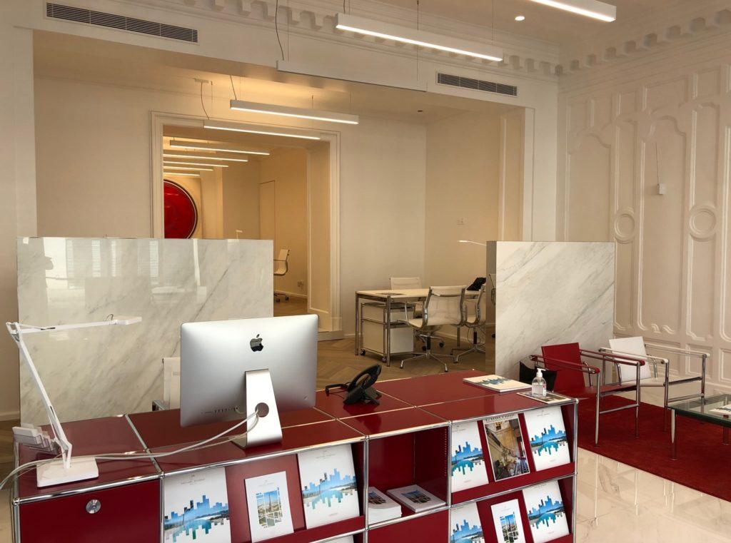 Photo Agence immobilière Michael Zingraf à Paris