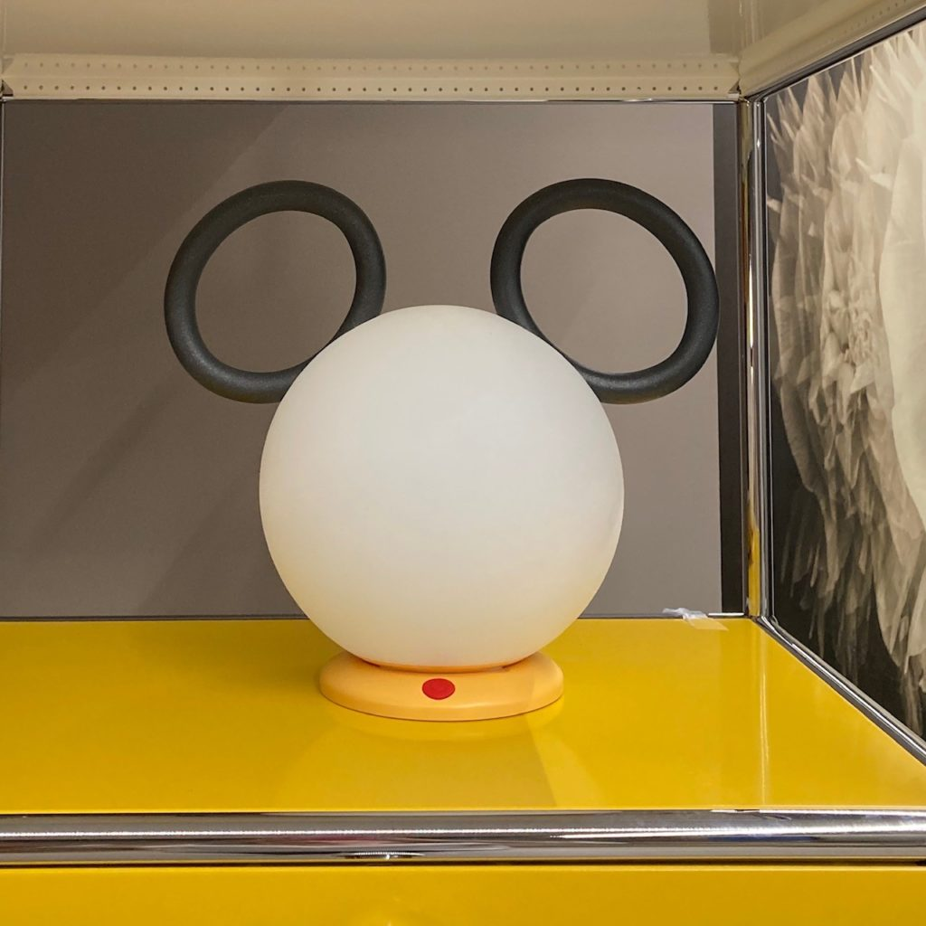 Lampe Mickey Mouse FERMOB