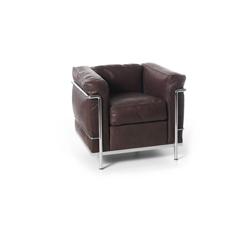 fauteuil LC2 le corbusier perriand jeanneret