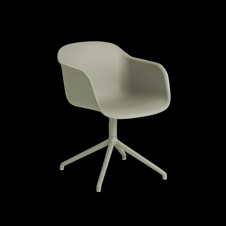 Chaise Fiber – Pivotante