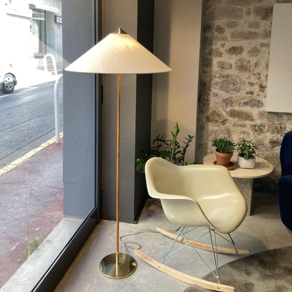 rocking chair eames et Lampe 9602 GUBI