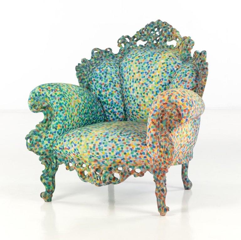 fauteuil Proust Alessandro Mandini